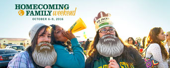 HSU Homecoming & Family Weekend