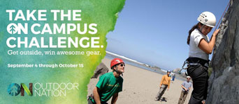 Outdoor Nation Campus Challenge