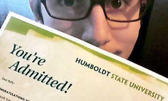 Apply to Humboldt State
