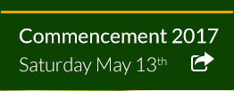Humboldt State University Commencement 2016