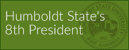 Humboldt State's 8th President