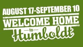 Welcome Home to Humboldt Events