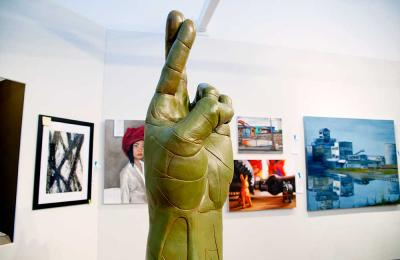 Juried Student Exhibition, Reese Bullen Gallery